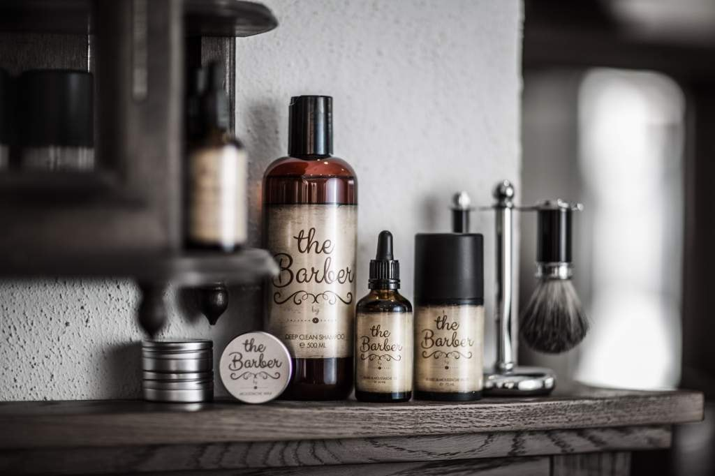 the Barber Product Line